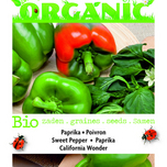 Bio Paprika California Wonder