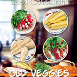 Zaden Collectie Old Veggies (4in1)
