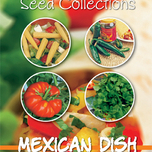 Zaden Collectie Mexican Dish (4in1)