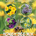 Zaden Collectie Honey Bee Mix (4in1)