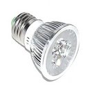 LED 3W (Grote Fitting/E27)