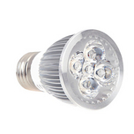 LED 5W (Grote Fitting/E27)
